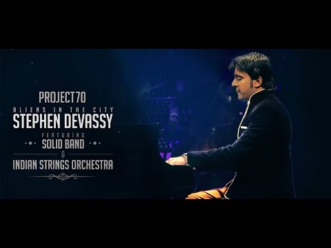 Project 70 - Aliens In The City | Stephen Devassy Ft. Solid Band & Indian Strings Orchestra