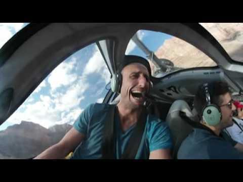 El paseo en helicóptero que sufrió Manu Ginóbili
