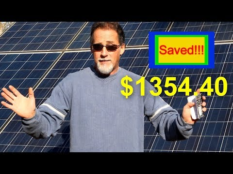 6 Years Living on Solar Power is it Worth it? Let's Do the Math