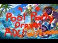 League of Legends - Pool Party Draven ADC (1350 RP) Gameplay w/ Simon | Full Game PBE HD