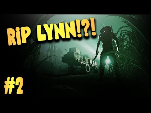 RIP LYNN!?! - Lets Play: Outlast 2 #2