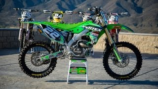 An inside look at the 2013 KX250F Big Bore. Film and Edit: Matt Fra...