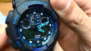 Casio G Shock GA 100 с Aliexpress(Часы: http://ali.pub/64w9c или http://bit.ly/1UgTCNE http://ali.pub/qot39 ♢♢♢♢♢♢♢♢♢♢♢♢♢♢♢♢♢♢♢♢♢♢♢♢♢♢♢♢♢♢♢♢♢♢♢♢♢♢..., 2015-09-08T16:29:36.000Z)