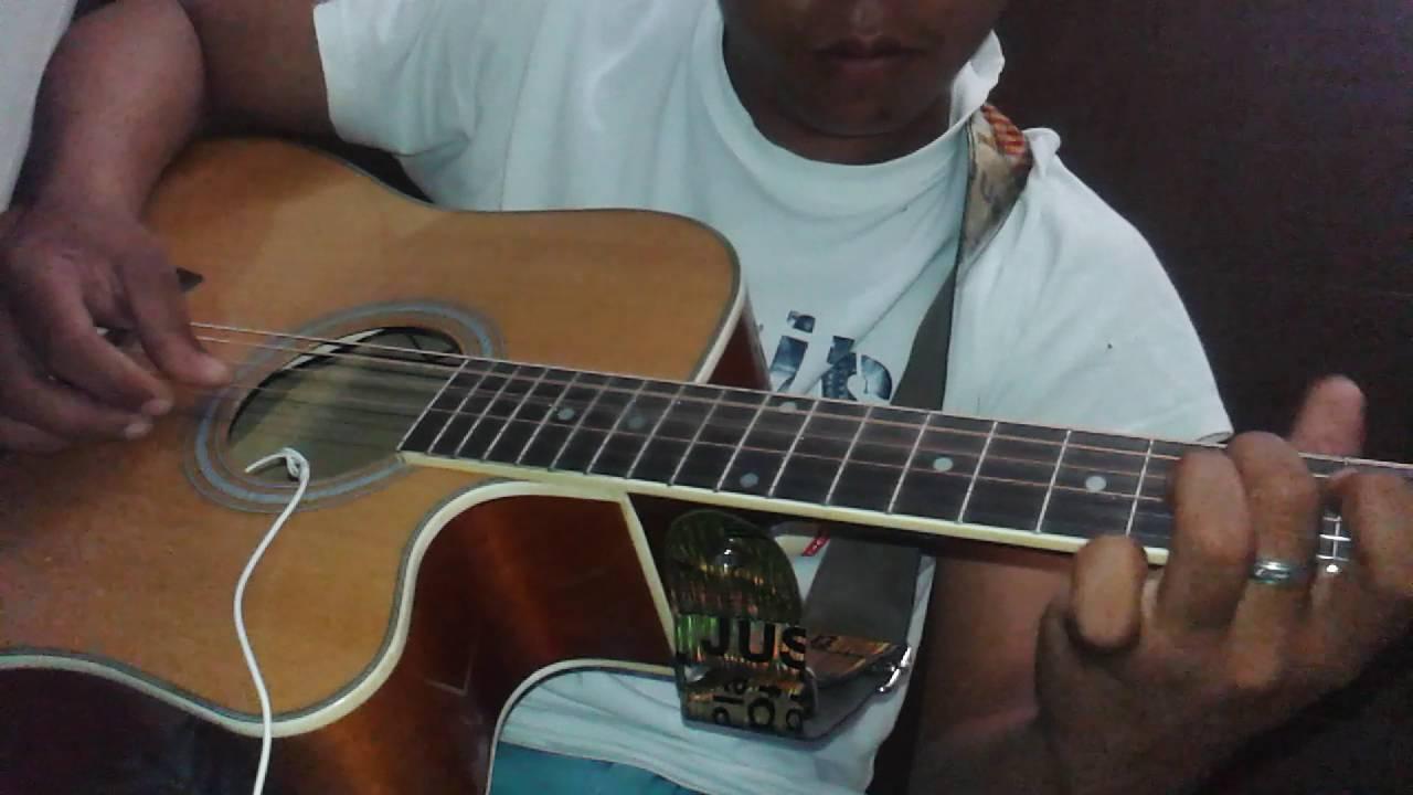 Pagdating ng panahon acoustic instrumental music