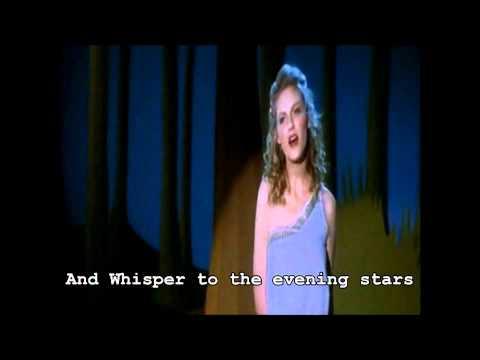 Dream Of Me - Kirsten Dunst (lyrics)