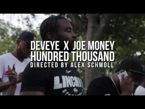 Deveye Feat. Joe Money -  Hundred Thousand