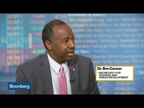 Ben Carson: HUD Focusing on Millennials