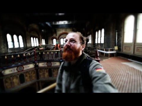 FORGOTTEN VICTORIAN PUMPING STATION (CROSSNESS LONDON)