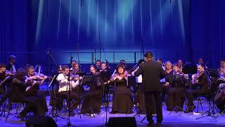 ПЕНЗАКОНЦЕРТ - Увертюра к оперетте «Летучая мышь» - оркестр Губернаторской симфонической капеллы