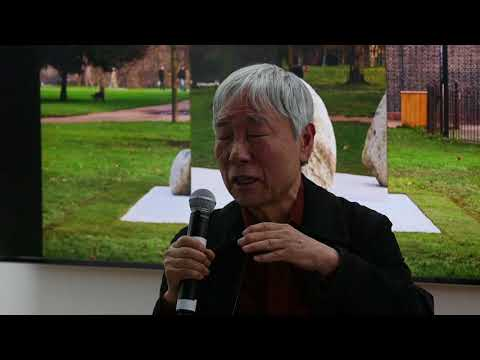 Lee Ufan in conversation with Hans Ulrich Obrist