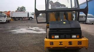 Дорожный каток XCMG YZC7(Компания