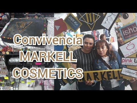 BOUTIQUE DE MAQUILLAJE//Markell cosmetics//FAMILIA YOUTUBE