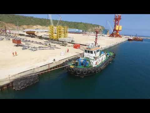 Online tender sale assets Heerema Porto Amboim - Lucala tugboat