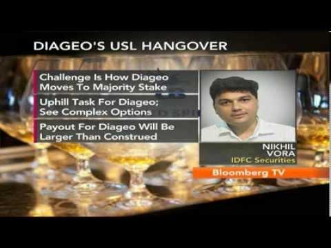 Market Pulse- Uphill Task For Diageo: IDFC Sec