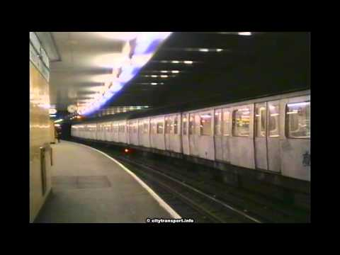 A Few Minutes At Cannon Street Underground Station