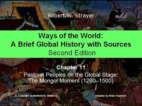 Chapter 11 The Mongol Moment
