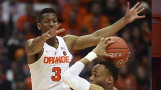 Lydon and White on intense energy of Syracuse victory over Miami