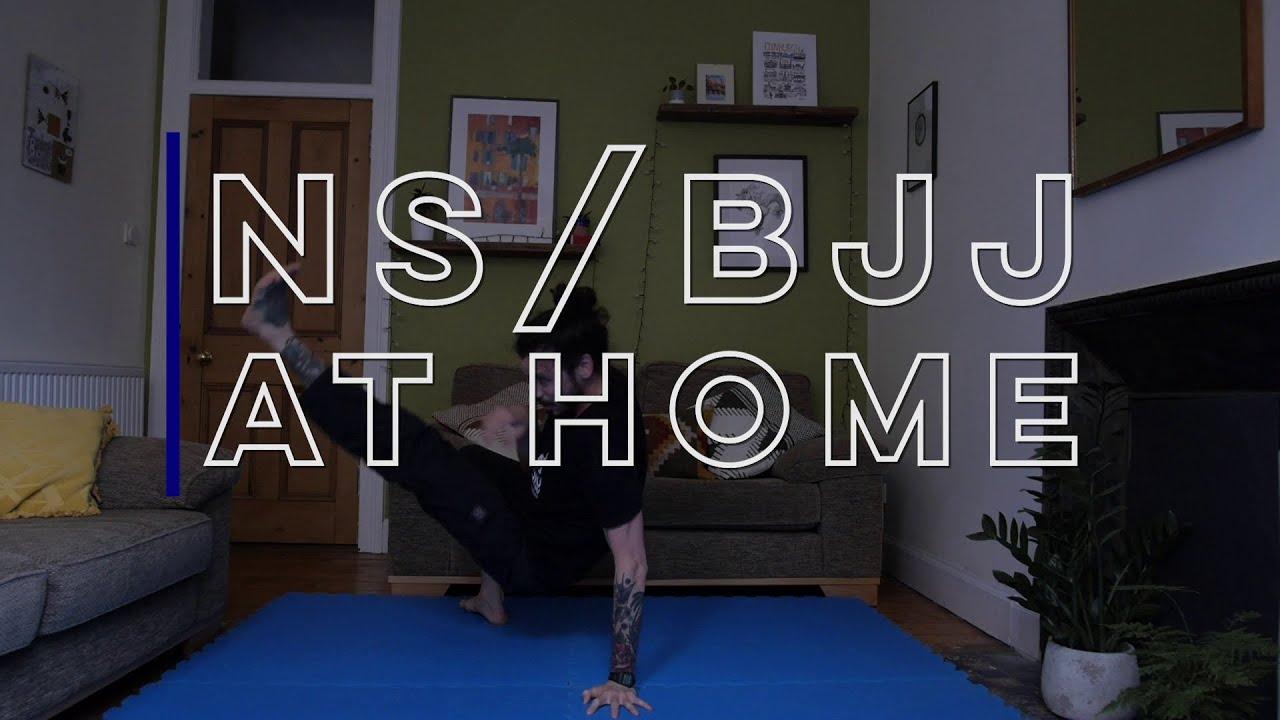 Introducing Our 'Jiu Jitsu At Home' Live Stream Classes