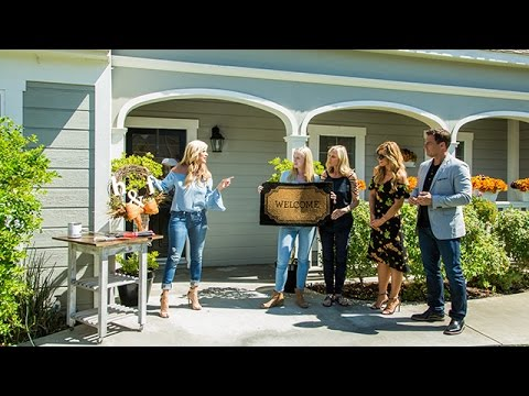 How To  DIY Affordable Curb Appeal  Hallmark Channel