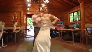 Этот танец на свадьбе взорвал интернет! Приколы на свадьбе  2017