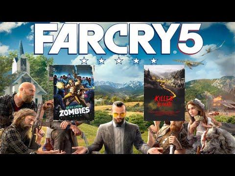 Far Cry 5 - Dead Living Zombies / Killer Climate |