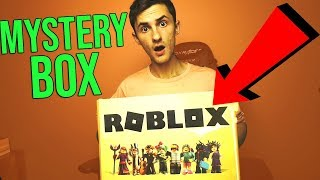 ROBLOX SENT ME A MYSTERY PACKAGE