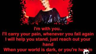 Sarah Connor - I´ll kiss it away lyrics
