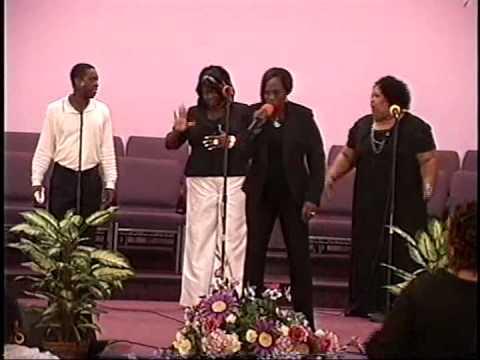 Evangelist Gladys Ellis and Psalmist Charlotte Ell...