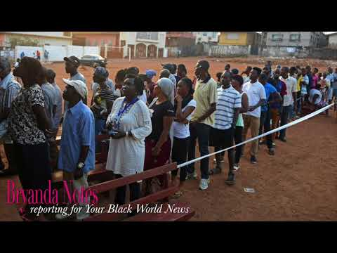 World's First Blockchain-powered Elections Hosted By Sierra Leone