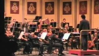 Dvorak Symphony No.7. Orquesta Sinfonica de Cordoba (Excerpt)