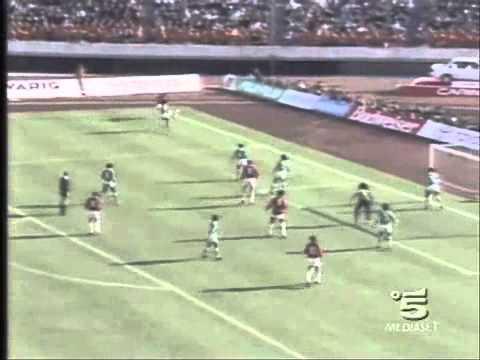 Coppa Intercontinentale 1989 Milan - Nacional Medelin 1-0