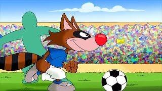 MAGISCHER SPORT | Folge 3 | Fußball Cartoon | Deutsch | Magic Sport
