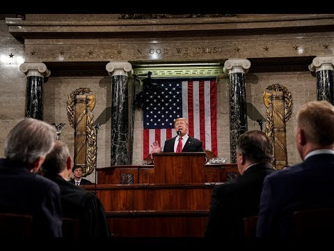 Trump delivers 2019 State of the Union address Mp3
