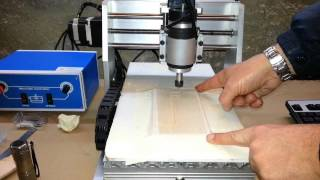 Primo Taglio Cnc Router Engraver Machine Drilling / Milling 3020 K3