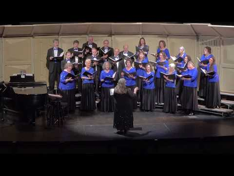 Chamber Singers of Southeast Iowa 25th Anniversary Silver Jubilee World Harmony Tour