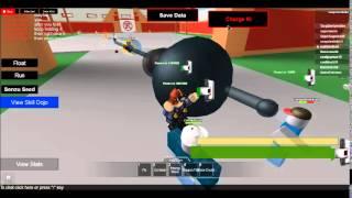 ROBLOX Dragon Ball Z: The Ultimate Adventures-Ki Glitch