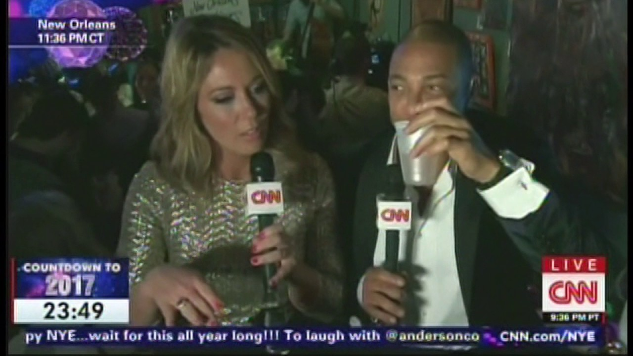 new years eve live 2017 don lemon brooke baldwin new orleans louisiana 1920 youtube