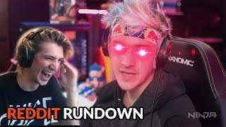 Xqc Reacts To The Most Viewed Livestreamfail Clips - Reddit Rundown 8