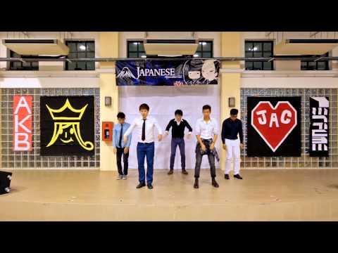 JAC Arashi 2015 performing at JAC Uchiage 2015