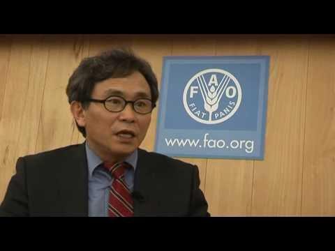Global Soil Partnership interviews - Jae Yang