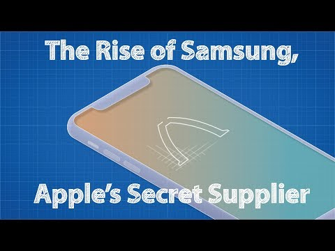 The Rise of Samsung, Apple's Secret Supplier