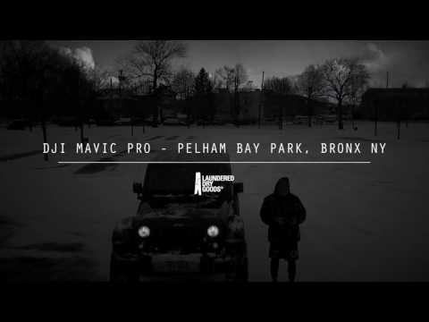 DJI MAVIC PRO FOOTAGE - PELHAM BAY PARK, BRONX NY FLIGHT 01