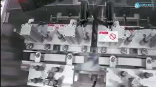 4 Lane Professional Mask Filling Sealer MFS-04N