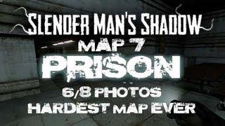Slender Prison - 3 Attempts - 6/8 4/8 5/...