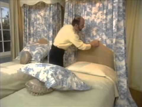 Best Ever Guest Bedroom Makeover -- Christopher Lowell - YouTube