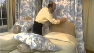 Best Ever Guest Bedroom Makeover -- Christopher Lowell