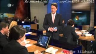 Aktenzeichen XY... ungelöst 09.05.2012 live aus München mit Rudi Cerne - Mai - ZDF