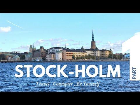 Stockholm Trip (Estocolmo) - 2 days in Sweden - Travel Guide - Morgado The Third - Part 1