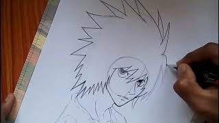 How To Draw L [DeathNote]