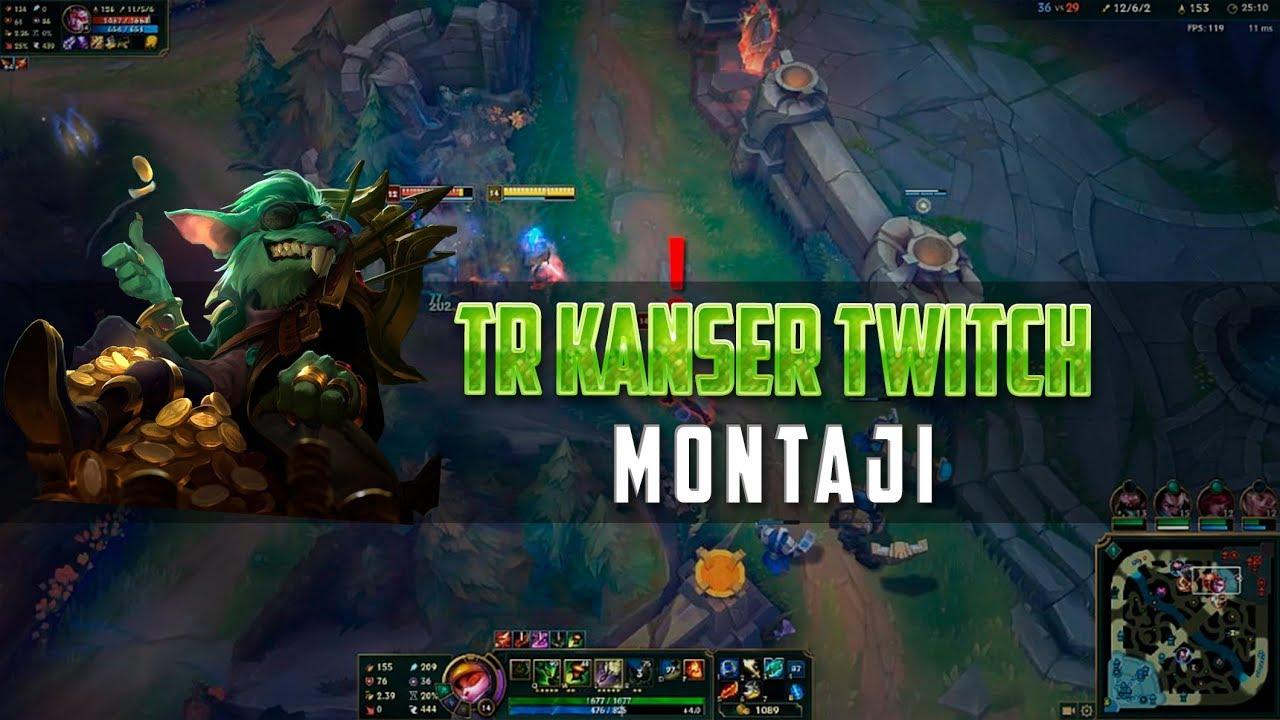TARAYAN FARE SKILLS :D - League of Legends Twitch Montage